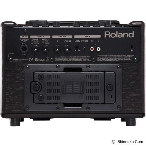ROLAND Acoustic Chorus Guitar Amplifier [AC-40] - Gitar Amplifier